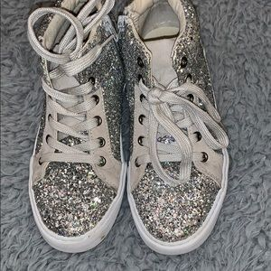 Gap Sequined girls shoes sz3